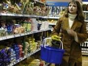Цены на продовольственные продукты