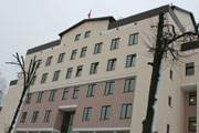 Здание областного суда в Смоленске