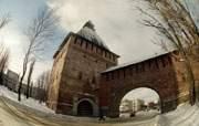 Смоленск. Крепостная стена