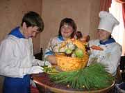 Выставка-дегустация постных блюд