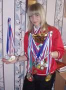 смолянка Анастасия Саенко