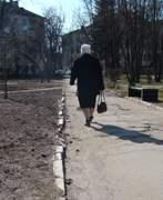Сквер Гагарина в Смоленске