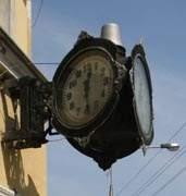 Часы на Большой Советской