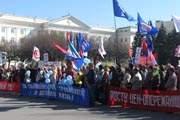 Первомайская демонстрация в Смоленске