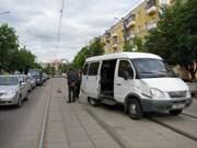 «ГАЗель» сбила школьницу в Смоленске
