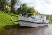 возобновление судоходства на Днепре в Смоленске