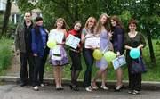Конкурс «Самая красивая смоленская выпускница - 2009» в Смоленске