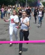 Бег на шпильках в Смоленске