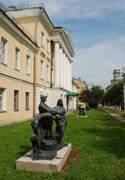 Бронзовые скульптуры