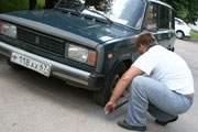 В Смоленске участились кражи колес