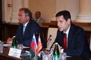 Александр Жуков на совещании в Смоленске