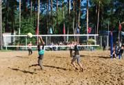 В Красном Бору вновь развернулись спортивные баталии. В эти дни в лагере «Смена» проходит финал Первенства России по пляжному волейболу.