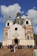 Успенская церквь в Поречье