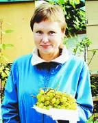 Победитель конкурса Лучший виноградарь Смоленщины