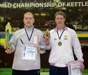 Смоленские спортсмены на чемпионате мира по гиревому спорту