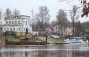 Теплоход в Смоленске