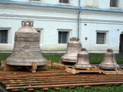 Колокола для Вознесенского монастыря в Смоленске