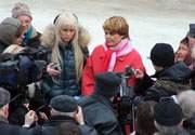 Светлана Качановская и Наталья Зверева