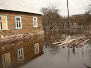 Паводок в Серебрянке