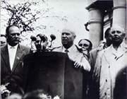 Выступление Хрущева в Калиновке