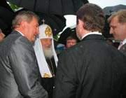 Патриарх Крилл прибыл в Смоленск