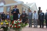Торжества , посвященные 100-летнему юбилею А. Т.Твардовского в Починке