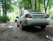 Ужасные дороги