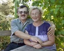 Супруги Живовы
