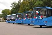 Новые автобусы
