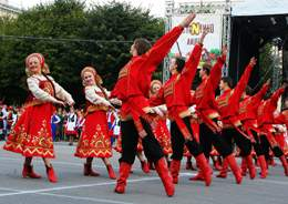 День города в Смоленске