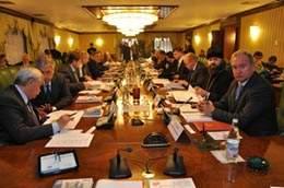 Заседание федерального оргкомитета-1150