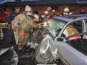 Авария в Смоленске