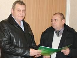 Борис Павлов и Валерий Костюков