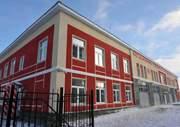 Новое здание пожарного депо в Смоленске