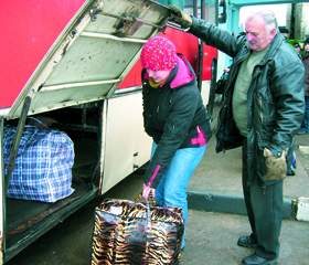 У каждого багажа своя бирка