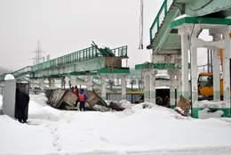 Разобранный мост