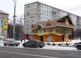 Макет детского кафе в Смоленске