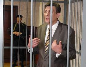 Эдуард Качановский в зале суда. Фото из архива РП