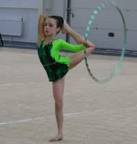 Художественная гимнастика в Смоленске возрождается?
