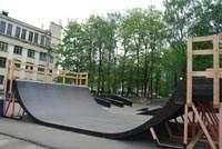 В Смоленске открывается первый скейт-парк