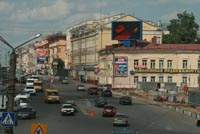 В Смоленске открыли двухстороннее движение по центральной улице