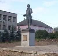 Памятник Потемкину