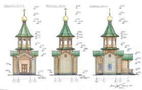 На берегу Днепра в Смоленске будет построен храм-памятник