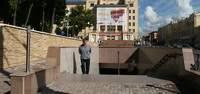 Переход на площади Победы