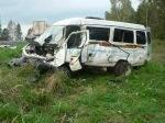 На трассе Москва-Минск под Смоленском погиб водитель ритуальной «Газели»