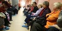 Очереди в поликлиниках Смоленска - разновидность пыток
