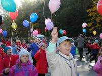 День города в Смоленске: богатыри померяются силушкой под звездопадом