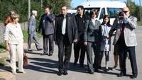 Делегаты XXIV Планетарного конгресса встретились с жителями города Гагарина Смоленской области
