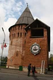 В Смоленске установили часы обратного отсчета до юбилея