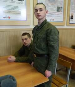 Смоленск: Вечный зов в армию